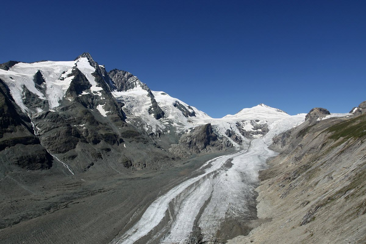 grossglockner glaciar