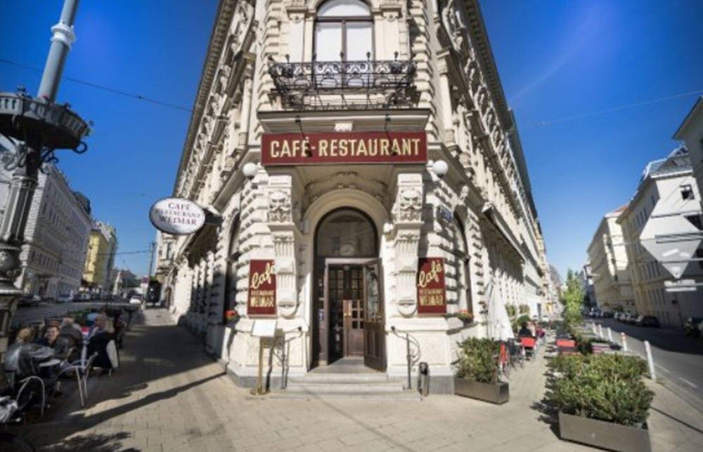 Concert café Weimar